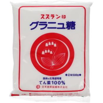 日甜 スズラン グラニュー糖 500g